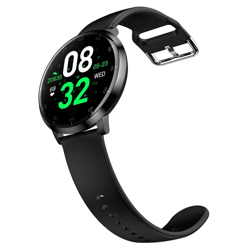 Waterproof Smartwatch with Heart Rate K12