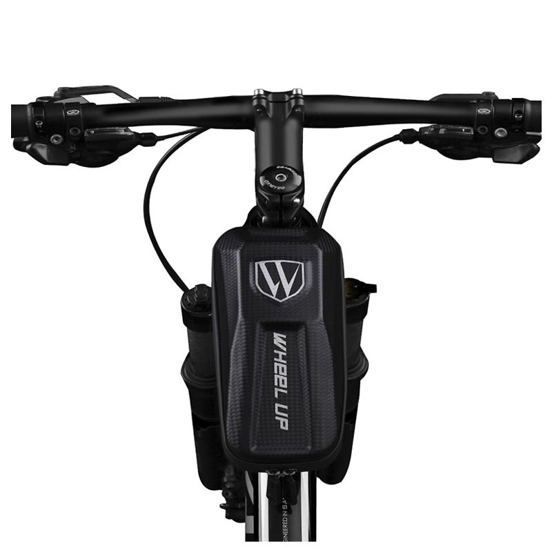 Wheel Up EVA Waterproof Bicycle Case - Black