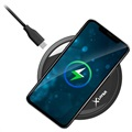 XLayer Fast Qi Wireless Charging Pad - 10W - Black