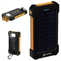 XLayer Plus Solar Power Bank - 8000mAh