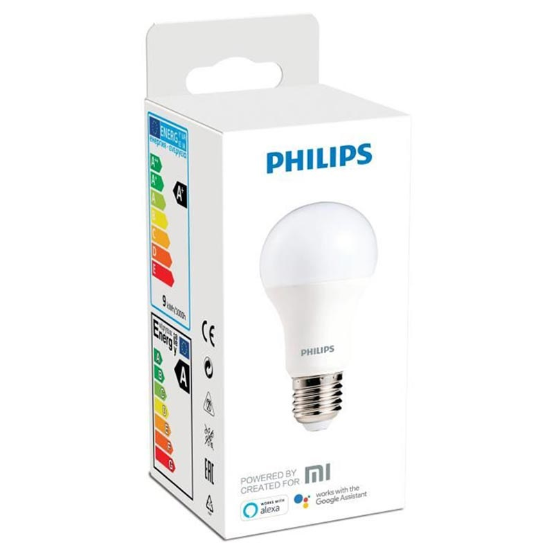 Xiaomi Philips ZeeRay Smart WiFi LED Bulb MUE4088RT - White