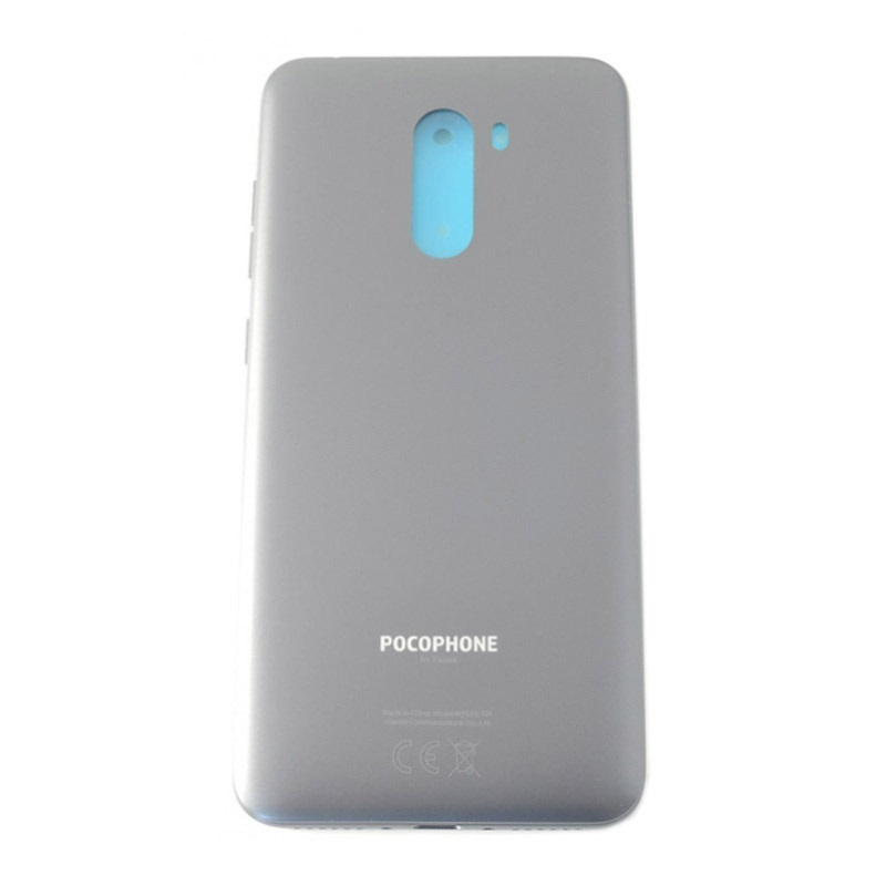 outlet store e6442 cc0ba Xiaomi Pocophone F1 Back Cover