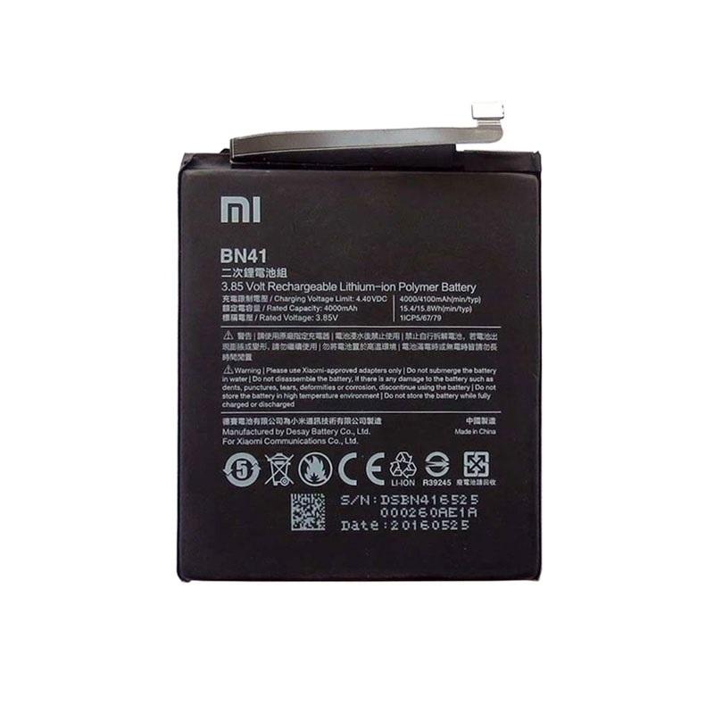 Original Battery Xiaomi BN41 for REDMI Note 4