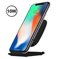 Zens Fast Wireless Charger Stand ZESC06B - 10W - Black
