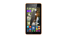 Microsoft Lumia 535 Dual SIM Accessories