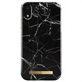 iDeal Of Sweden Fashion iPhone XR Case - Black Marble