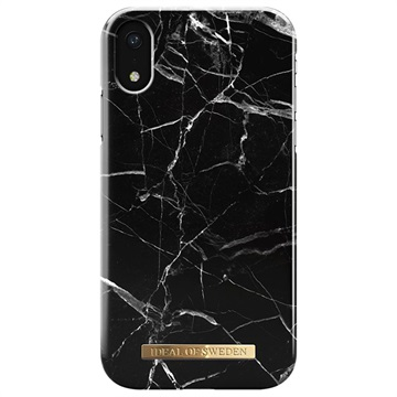 ... iDeal Of Sweden Fashion iPhone XR Case - Black Marble brand new e1921  0f715 ... c482a982be590