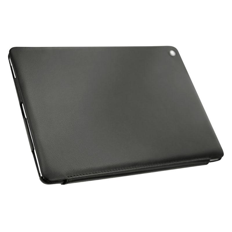 noreve ipad 10.5  iPad Pro 10.5 Noreve Tradition Folio Leather Case - Black