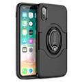 iPhone X iPaky Hybrid Magnetic Ring Case