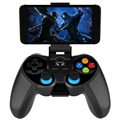 iPega PG-9157 Wireless Gamepad with Smartphone Holder - Black