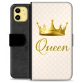 iPhone 11 Premium Wallet Case - Queen