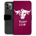 iPhone 11 Pro Max Premium Wallet Case - Bull