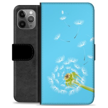 iPhone 11 Pro Max Premium Wallet Case - Dandelion