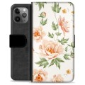 iPhone 11 Pro Max Premium Wallet Case - Floral