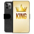 iPhone 11 Pro Max Premium Wallet Case - King