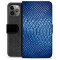 iPhone 11 Pro Max Premium Wallet Case - Leather