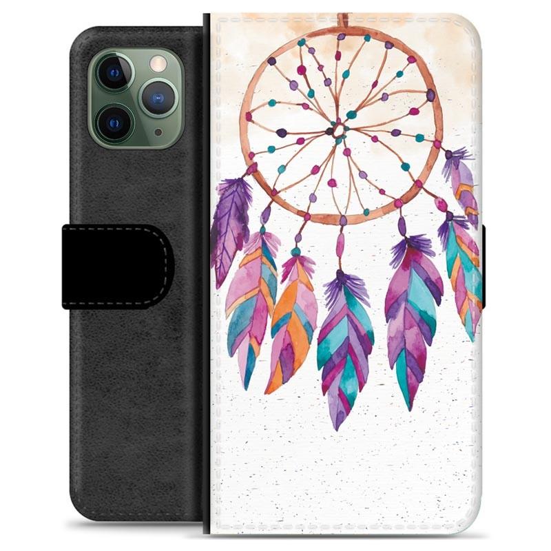 iPhone 11 Pro Premium Wallet Case Dreamcatcher
