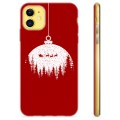 iPhone 11 TPU Case - Christmas Ball