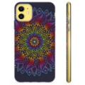 iPhone 11 TPU Case - Colorful Mandala