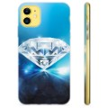 iPhone 11 TPU Case - Diamond