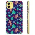 iPhone 11 TPU Case - Gingerbread Man