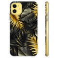 iPhone 11 TPU Case - Golden Leaves
