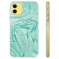 iPhone 11 TPU Case - Green Mint