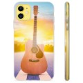 iPhone 11 TPU Case - Guitar