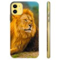 iPhone 11 TPU Case - Lion