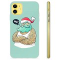 iPhone 11 TPU Case - Modern Santa