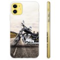 iPhone 11 TPU Case - Motorbike