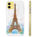 iPhone 11 TPU Case - Paris
