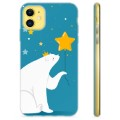 iPhone 11 TPU Case - Polar Bear