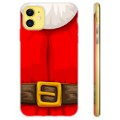 iPhone 11 TPU Case - Santa Suit