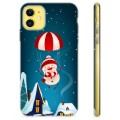 iPhone 11 TPU Case - Snowman