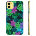 iPhone 11 TPU Case - Tropical Flower