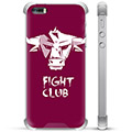 iPhone 5/5S/SE Hybrid Case - Bull