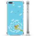 iPhone 5/5S/SE Hybrid Case - Dandelion