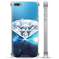 iPhone 5/5S/SE Hybrid Case - Diamond
