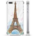 iPhone 5/5S/SE Hybrid Case - Paris