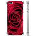 iPhone 5/5S/SE Hybrid Case - Rose