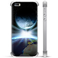 iPhone 5/5S/SE Hybrid Case - Space