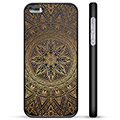 iPhone 5/5S/SE Protective Cover - Mandala