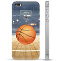 iPhone 5/5S/SE TPU Case - Basketball