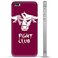 iPhone 5/5S/SE TPU Case - Bull