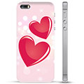 iPhone 5/5S/SE Hybrid Case - Love