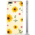 iPhone 5/5S/SE Hybrid Case - Sunflower