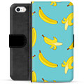 iPhone 5/5S/SE Premium Wallet Case - Bananas