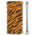 iPhone 5/5S/SE Hybrid Case - Tiger