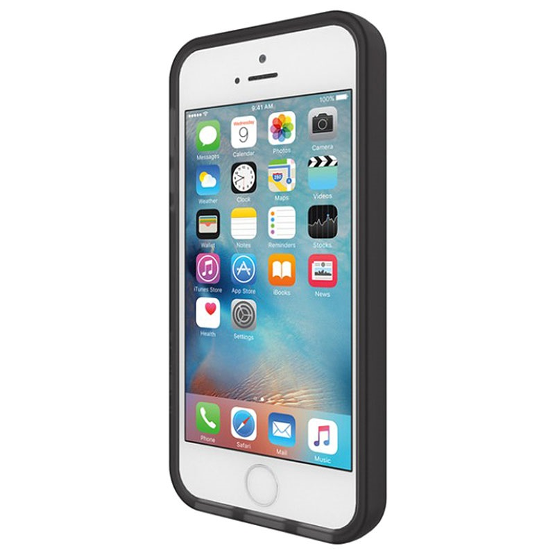 incipio iphone 5 case iphone 5 5s se incipio ngp translucent black 14340